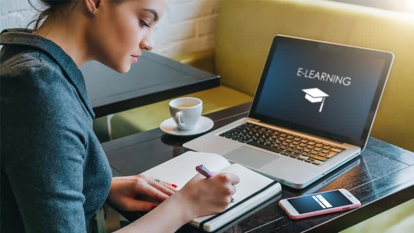 online learning 2021